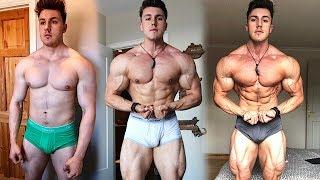 Brandon Harding 90 Day Transformation (216lbs - 193lbs)