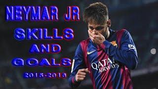 Neymar Jr ●Skills And Goals 2015-2016●