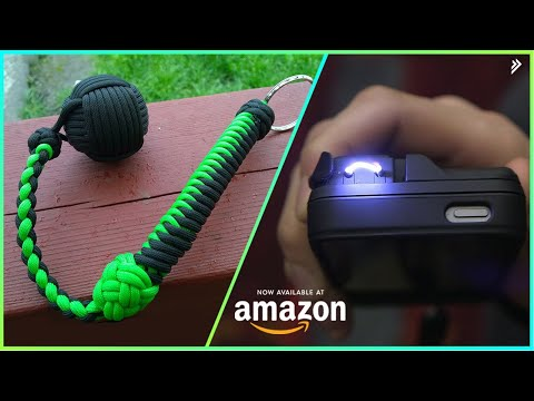 7 New Self Defence Weapons Available On Amazon | Gadgets for Girls and Womans