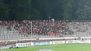 ЦСКА 3:0 Дунав.05.08.2018г. Атмосфера от мача 2.