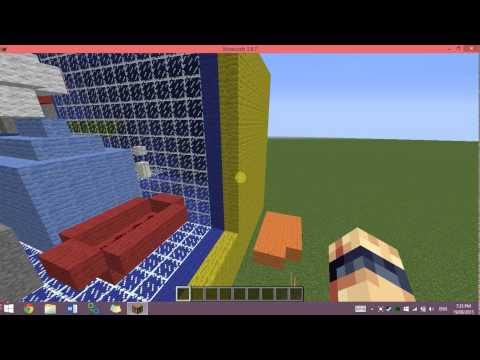 Palisade plant cell model minecraft project palisade plant cell model publicscrutiny Images