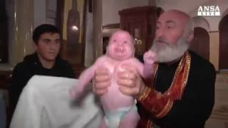 Battesimo Di Massa In Georgia