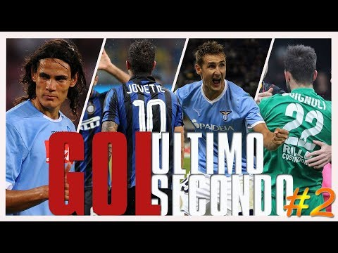 Zona Cesarini - Gol all'ultimo Secondo in Serie A #2