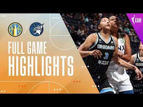 Minnesota Lynx vs Chicago Sky</a> 2021-06-16