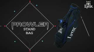 NEW 2018 Lynx Prowler Stand Bag