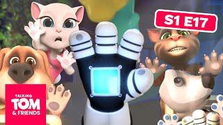 Talking Tom and Friends - Glove Phone (Season1 Episode 17)