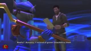 Playstation Allstars Battle Royale Cutscenes 'Drake Rival' & Ending Cutscenes【HD】