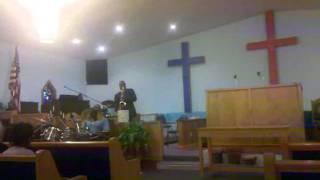 Eugene Peebles- Amazing Grace