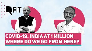 1 Million COVID-19 Cases in India: Where Do We Go From Here? | The Quint - Download this Video in MP3, M4A, WEBM, MP4, 3GP
