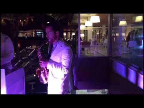 Saxofonista Alejandro