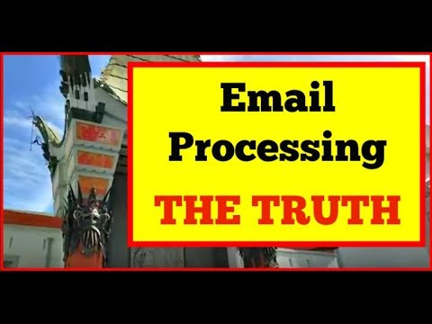 Email Processing System 2017 & 2018 – Make Money Online With Email Processing