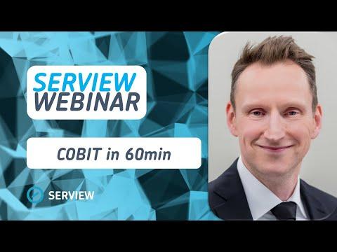 COBIT5 in 60min - YouTube