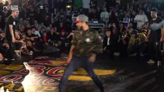 B-BOY LIL G - Recap / Red Bull BC One 2016 Camp Japan : Continent Battle / Allthatbreak.com