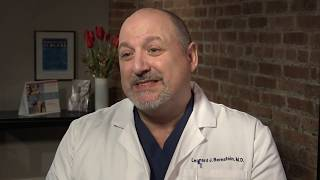Leonard J. Bernstein, M.D., discusses Laser Surgery, Research and Hair Removal.