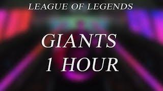 True Damage - GIANTS | Worlds 2019 - League of Legends | 1 Hour