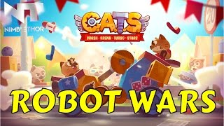 C.A.T.S: Crash Arena Turbo Stars - ACTION PVP FIRST IMPRESSIONS