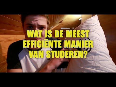 KU LIFE HACK 3: Wat is de meest efficiënte manier van studeren?