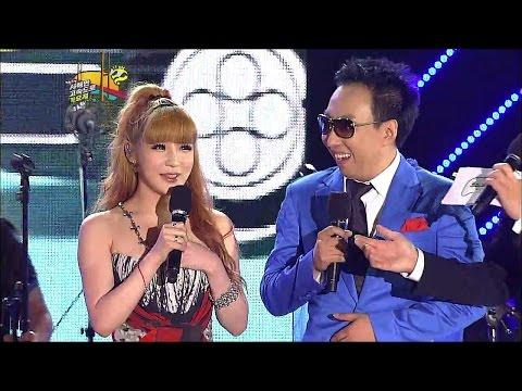 【TVPP】Park Myung Soo - GG- 'Having An Affair' (feat. Park Bom), 박명수 - 쥐쥐 '바람났어' @ Infinite Challenge