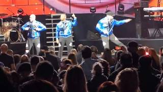 TKA at Freestyle & Old School Extravaganza 2017 at Radio City Music Hall