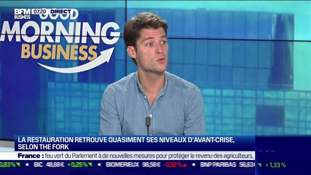 Damien Rodière (TheFork Europe de l'Ouest) : La restauration retrouve ses niveaux d'avant-crise