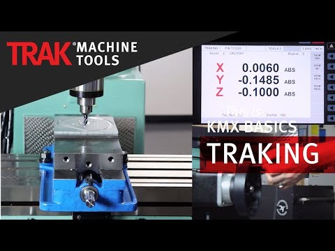 Electronic Handwheels & TRAKing feature on the Prototrak KMX CNC Upgrade