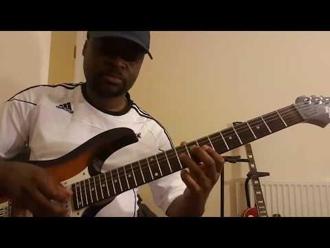 Soukous Guitar: Creating sebene in each position/shape