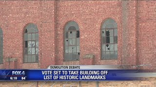 Fort Worth Officials Debate Tearing Down Old Ku Klux Klan Building
