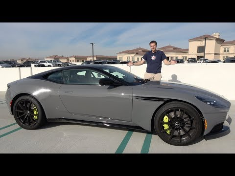 The Aston Martin Db11 Amr Is A High Performance Db11 By More Doug Demuro Allcarvideos Net All Your Favorite Youtube Channels In One Page