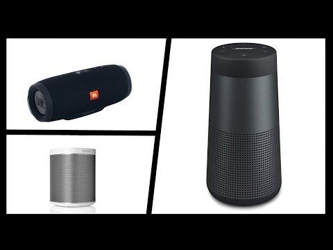 💎 BESTE BLUETOOTH BOXEN DER WELT ★ Bluetooth Lautsprecher Test 2018 ★ JBL, BOSE LAUTSPRECHER BOX