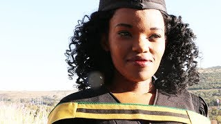 Equipped with an engineering degree Elizabeth wants to change South Africa and