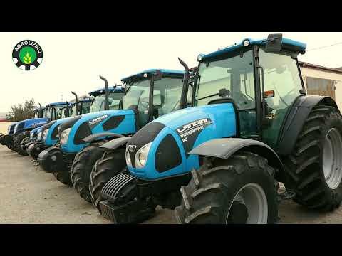 Landini traktorlarını 40% güzəştli şərtlərlə əldə edə bilərsiniz