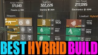 THE NEW 1.7 PVP META BUILD! BEST DAMAGE, TOUGHNESS & SKILL POWER BUILD (THE DIVISION)