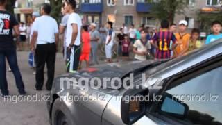 ДТП зачаганск видео