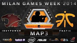 iBUYPOWER vs Fnatic - Map 3 (de_inferno) - FACEIT Season 2 LAN Finals
