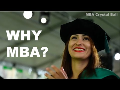 Why MBA | Top 5 reasons to get an MBA