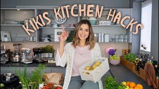 Kikis KITCHEN HACKS - 8 Lebensmittel, die wir falsch lagern / Vorratsdosen / Küchen Tricks