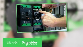 Compact™ NSXm Circuit Breaker Featuring One-Click Auxiliaries | Schneider Electric