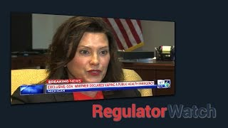 Regulator Watch w/ AVA President Gregory Conley on Michigan Flavor Ban