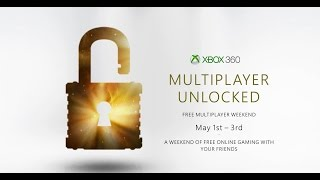 Free Weekend - 1-3 Maggio