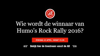 Humo's  Rock Rally Finale 2016!
