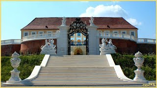 preview picture of video 'PRINZ EUGEN v SAVOYEN; SCHLOSS HOF, Sommerschloss an der Donau'