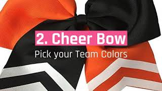 Girls Cheer Gifts - Top 5 Girls Cheer Gifts