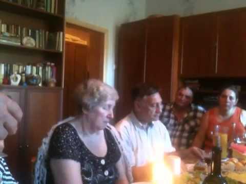 80 лет Тост
