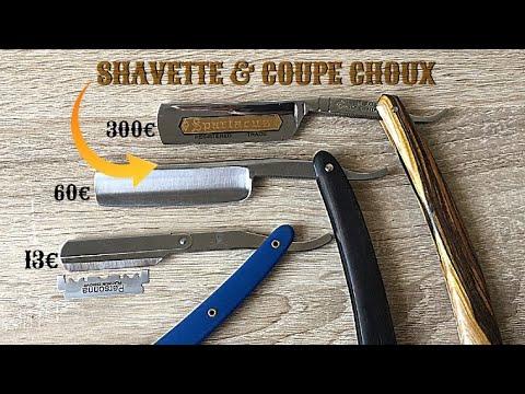 SHAVETTE & COUPE CHOUX, JE VOUS EXPLIQUE !