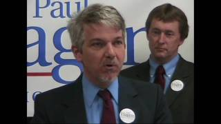 Paul Hagen's Campaign Kickoff (part 1/3)