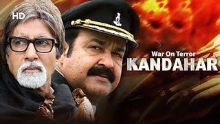 War On Terror Kandahar (HD) | Hindi Dubbed Movies | Amitabh Bachchan | Mohanlal | South Dubbed Movie