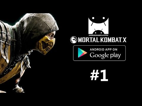 Vídeo do MORTAL KOMBAT X