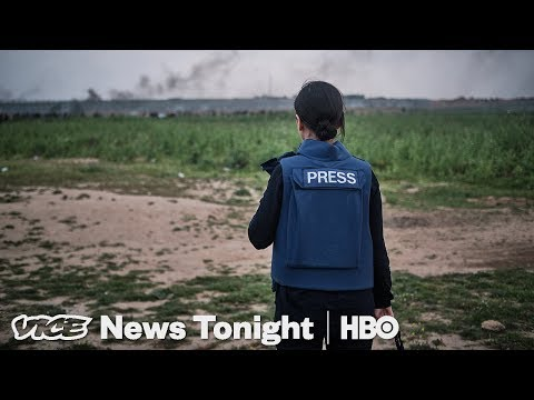 Some Gazans Are Starting To Blame Hamas For The Territory's Woes(HBO)