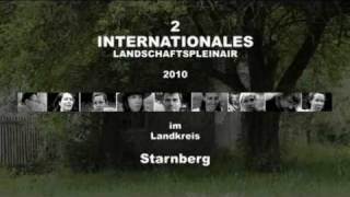 preview picture of video 'Landkreis Starnberg Int. Pleinair 2010'