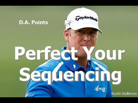 Learn the Perfect Golf Swing Sequence: D. A. Points Swing Analysis